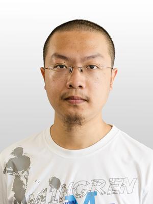 Guowei Li, Biostatistics PhD Student