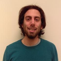 Peter Jacobs, Data Analytics major