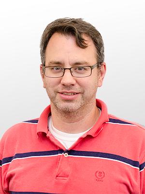 Andrew Richards, Statistics PhD Student