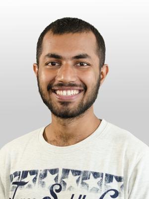 Achal Awasthi, MAS Student