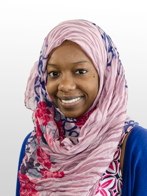 Zaynab Diallo, Statistics PhD Student