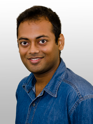 Shreyan Ganguly, Statistics PhD Student
