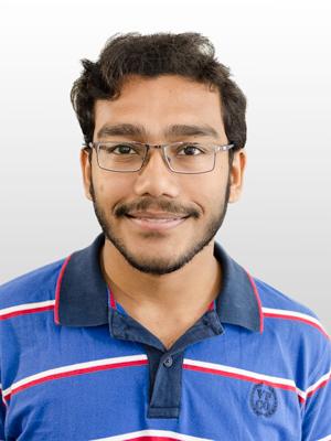 Amartya Ghosh, Statistics PhD Student