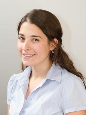Deborah Kunkel, Statistics PhD Student