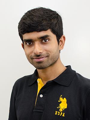 Abhijoy Saha, Statistics PhD Student