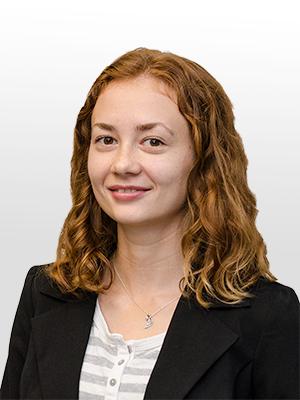 Masha Soboleva, MAS Student