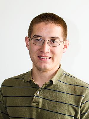 Justin Strait, Statistics PhD Student