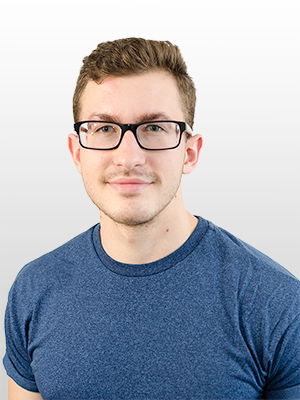Alex Wasielewski, Statistics PhD Student